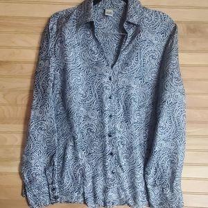 Silk blouse WinterSilks